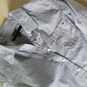 Tommy Hilfiger fitted dress shirt